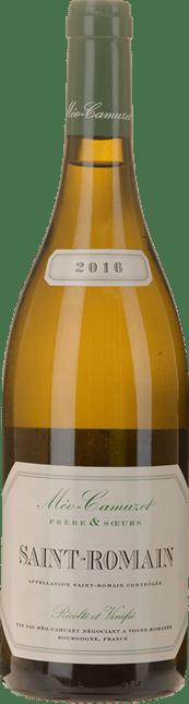 MEO-CAMUZET FRERE & SOEURS Blanc , St-Romain 2016