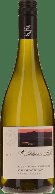 COLDSTREAM HILLS Deer Farm Vineyard Chardonnay, Yarra Valley 2017