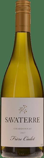 SAVATERRE Frere Cadet Chardonnay, Beechworth 2017