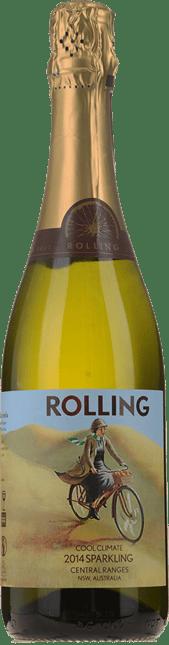 CUMULUS WINES Rolling Sparkling Brut, Central Ranges 2014