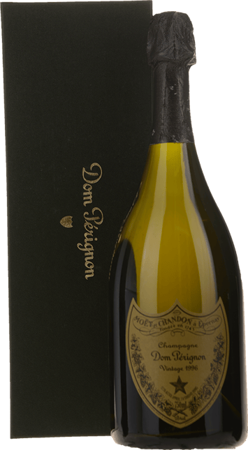 MOET & CHANDON Cuvee Dom Perignon Brut, Champagne 1996