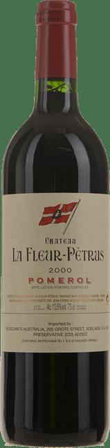 CHATEAU LAFLEUR-PETRUS, Pomerol 2000
