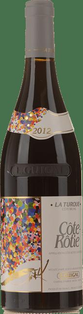 E. GUIGAL La Turque, Cote-Rotie 2012
