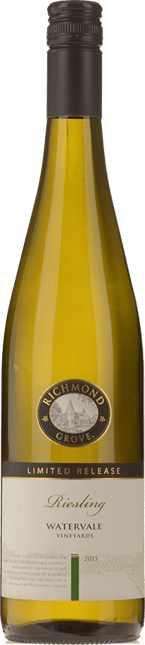 RICHMOND GROVE Limited Release Watervale Riesling, Clare Valley 2015