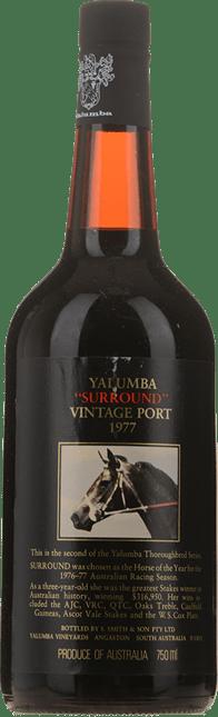 YALUMBA Surround Vintage Port, Barossa Valley 1977