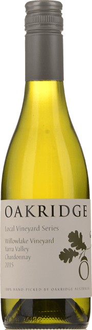 OAKRIDGE WINES Local Vineyard Series Willowlake Chardonnay, Yarra Valley 2015