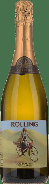 CUMULUS WINES Rolling Sparkling Brut, Central Ranges 2015