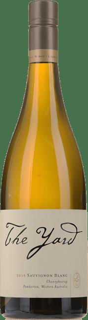 LARRY CHERUBINO WINES The Yard Channybearup Vineyard Sauvignon Blanc, Pemberton 2015