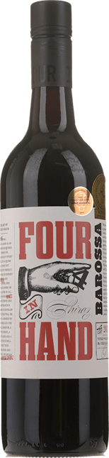 OATLEY WINES Four in Hand Shiraz, Barossa Valley 2013