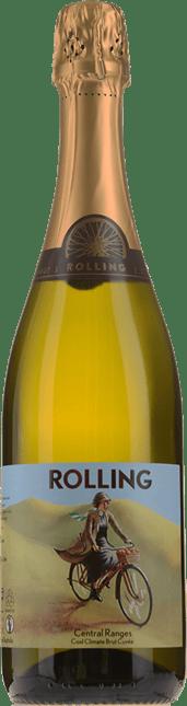 CUMULUS WINES Rolling Sparkling Brut, Central Ranges NV