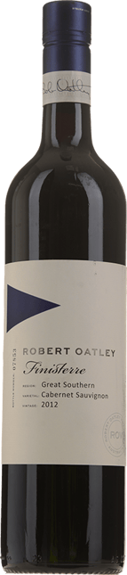 OATLEY WINES Robert Oatley Finisterre Cabernet, Great Southern 2012