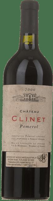 CHATEAU CLINET, Pomerol 2000