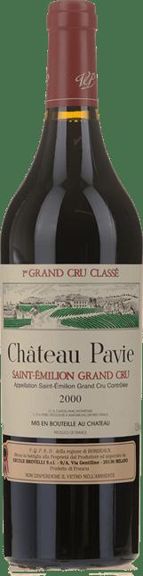 CHATEAU PAVIE 1er grand cru classe (A), St-Emilion 2000