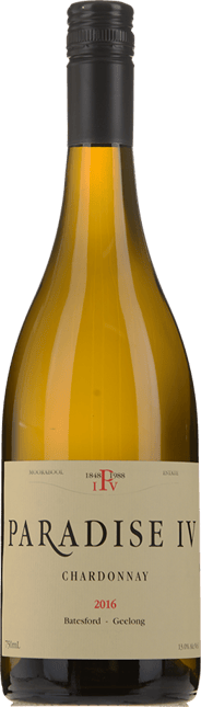 PARADISE IV Chardonnay, Geelong 2016