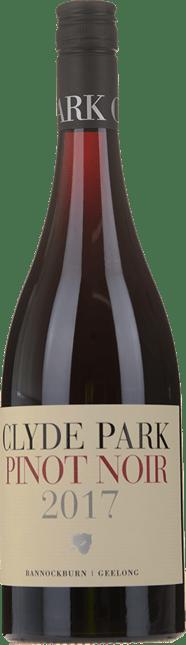 CLYDE PARK VINEYARD Bannockburn Pinot Noir, Geelong 2017