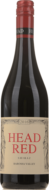 HEAD Red Shiraz, Barossa 2016