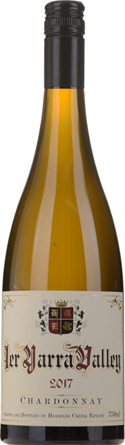 HODDLES CREEK 1er Yarra Valley Chardonnay, Yarra Valley 2017