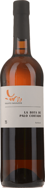 EQUIPO NAVAZOS, La Bota 75 Palo Cortado Sanlucar Sherry, Sanlucar de Barrameda NV