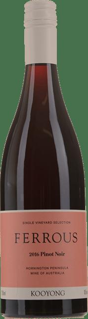 KOOYONG WINES Ferrous Pinot Noir, Mornington Peninsula 2016
