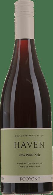 KOOYONG WINES Haven Pinot Noir, Mornington Peninsula 2016