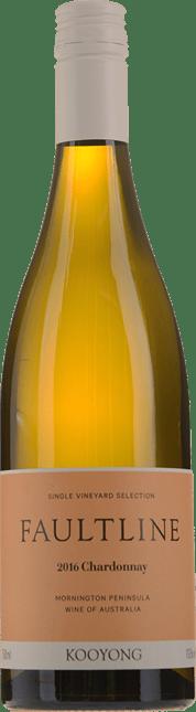 KOOYONG WINES Faultline Vineyard Chardonnay, Mornington Peninsula 2016