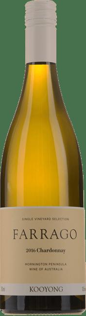 KOOYONG WINES Farrago Vineyard Chardonnay, Mornington Peninsula 2016