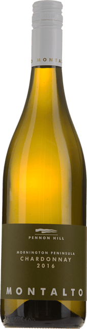 MONTALTO Pennon Hill Chardonnay, Mornington Peninsula 2016