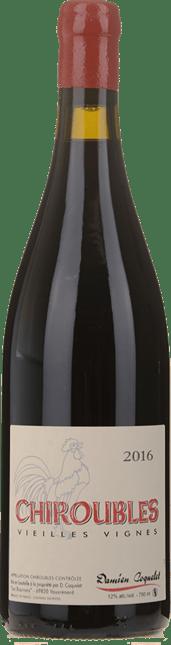 DAMIEN COQUELET, Chiroubles Vielles Vignes , Chiroubles 2016