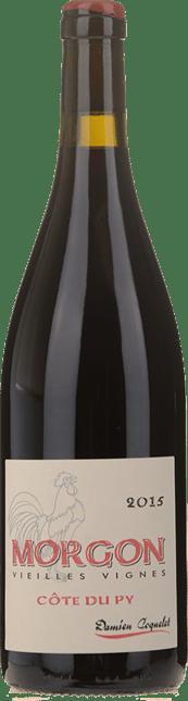 DAMIEN COQUELET Cote du Py Vieilles Vignes , Morgon 2015