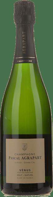 AGRAPART & FILS Venus Brut Nature Brut Blanc de Blancs, Champagne 2011