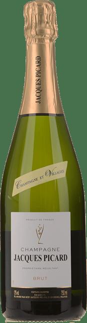 JACQUES PICARD Brut, Champagne NV