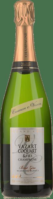 VAZART-COQUART & FILS Brut Zero Blanc de Blancs, Champagne NV