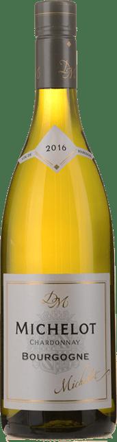 DOMAINE MICHELOT, Bourgogne Blanc 2016