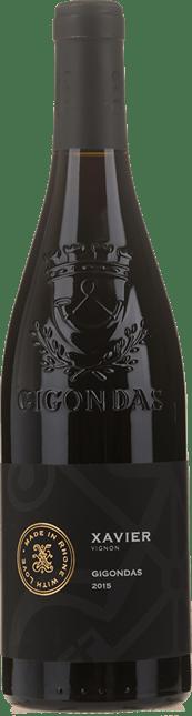 XAVIER VIGNON Gigondas 2015