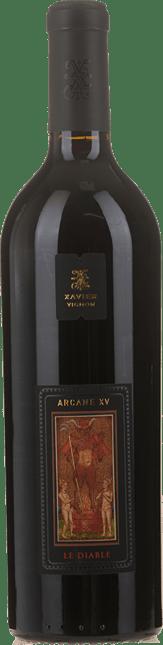 XAVIER VIGNON Arcane XV  Le Diable, Vin de France 2015