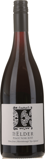 ELDER Pinot Noir, Martinborough 2015