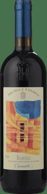 MICHELE CHIARLO Cannubi, Barolo DOCG 2016
