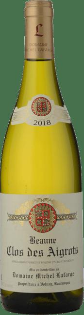 DOMAINE MICHEL LAFARGE Les Aigrots Blanc 1er cru, Beaune 2018