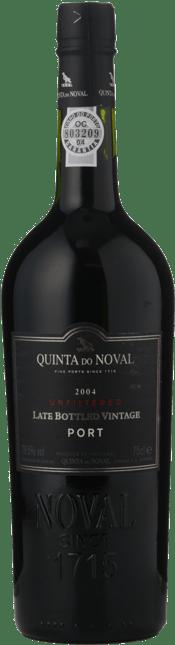 QUINTA DO NOVAL Late Bottled Vintage Port, Oporto 2004