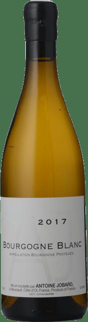 DOMAINE ANTOINE JOBARD, Bourgogne Blanc 2017