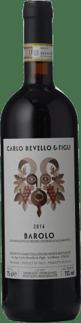 CARLO REVELLO , Barolo DOCG 2016