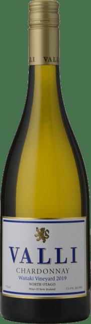 VALLI Waitaki Vineyard Chardonnay, North Otago 2019