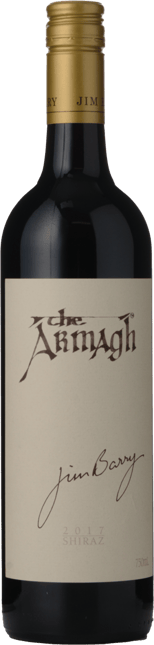 JIM BARRY WINES The Armagh Shiraz, Clare Valley 2017
