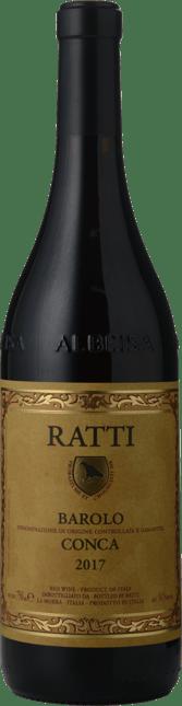 RENATO RATTI Conca, Barolo 2017