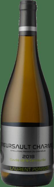 LAURENT PONSOT 1er Cru Cuvée de la Centaurée , Meursault-Charmes 2018