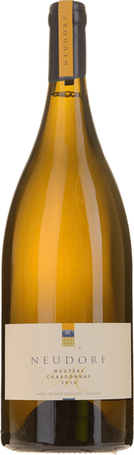NEUDORF VINEYARDS Moutere Chardonnay, Nelson 2010