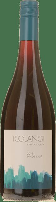 TOOLANGI VINEYARDS Pinot Noir, Yarra Valley 2016