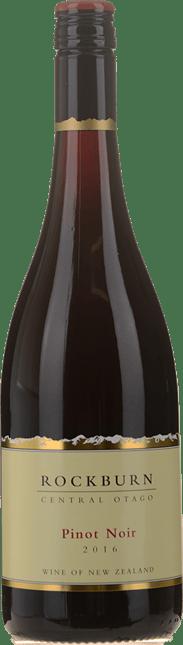 ROCKBURN Pinot Noir, Central Otago 2016