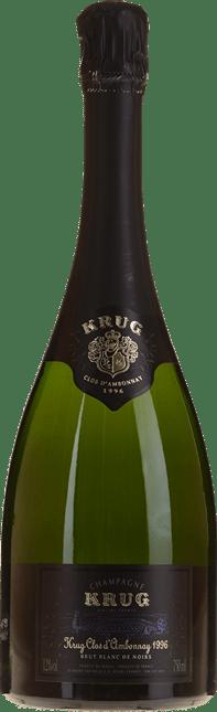 KRUG Clos d'Ambonnay Brut Blanc de Noirs, Champagne 1996