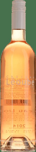 CHATEAU LEOUBE Rose, Cotes de Provence 2014